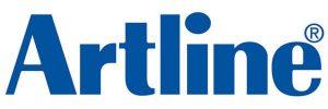 Artline blå