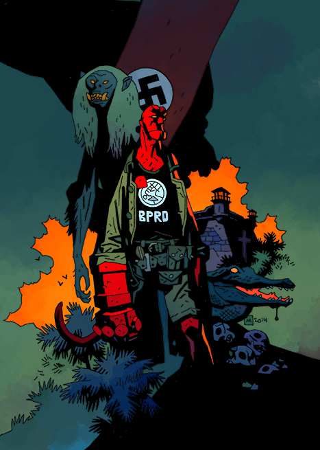 Hellboy ©Mike Mignola