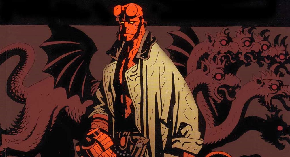 hellboy-wallpaper-by-evilcarp-Hellboy ©Mike Mignola