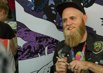 Andrew MacLean interview