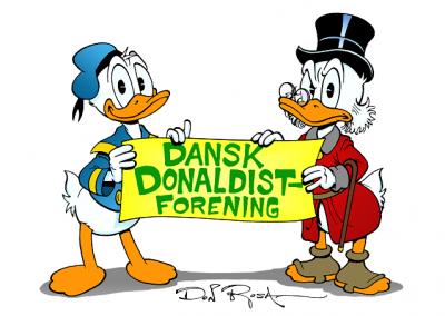Dansk Donaldist Forening