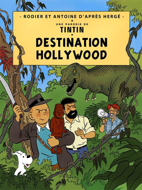 Rodier Tintin