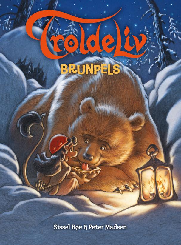 Troldeliv - Brunpels