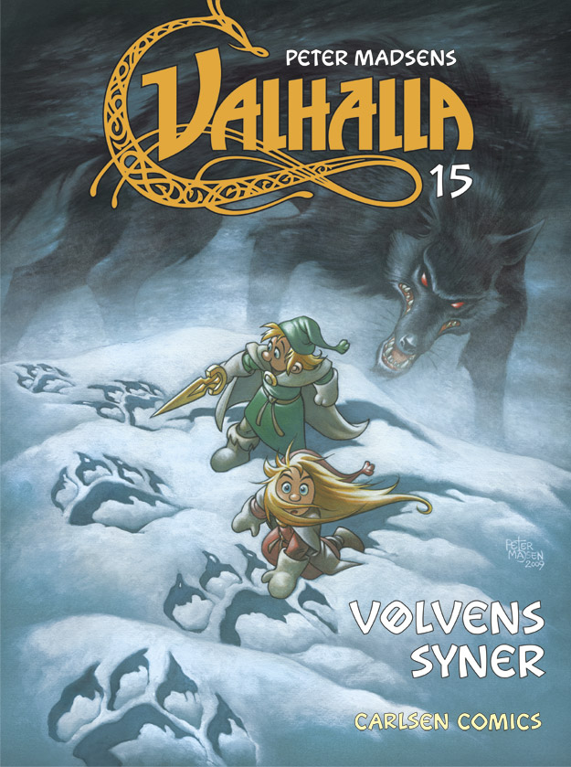Valhalla vol 15 - Vølvens syner