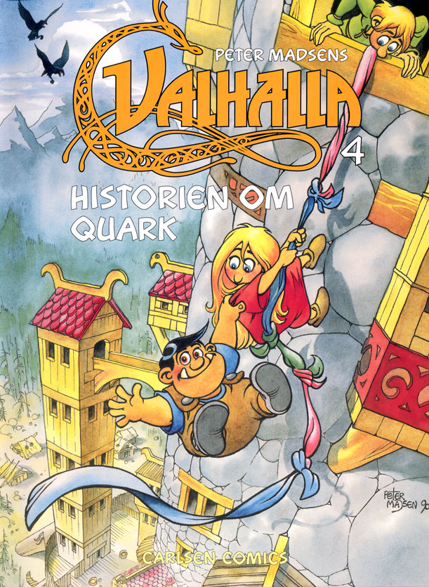 valhalla vol. 4 - Historien om Quark