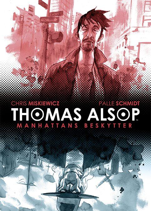 Thomas Alsop – begrænset bind 2 oplag