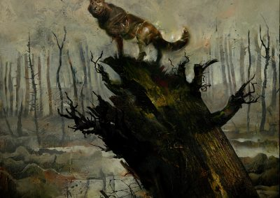 Dave McKean om Black Dog