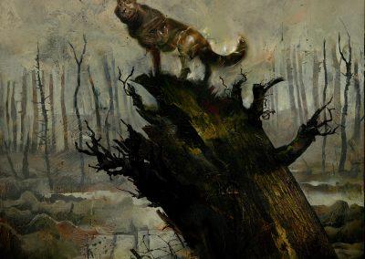 Art Bubble TV: Dave McKean om Black Dog