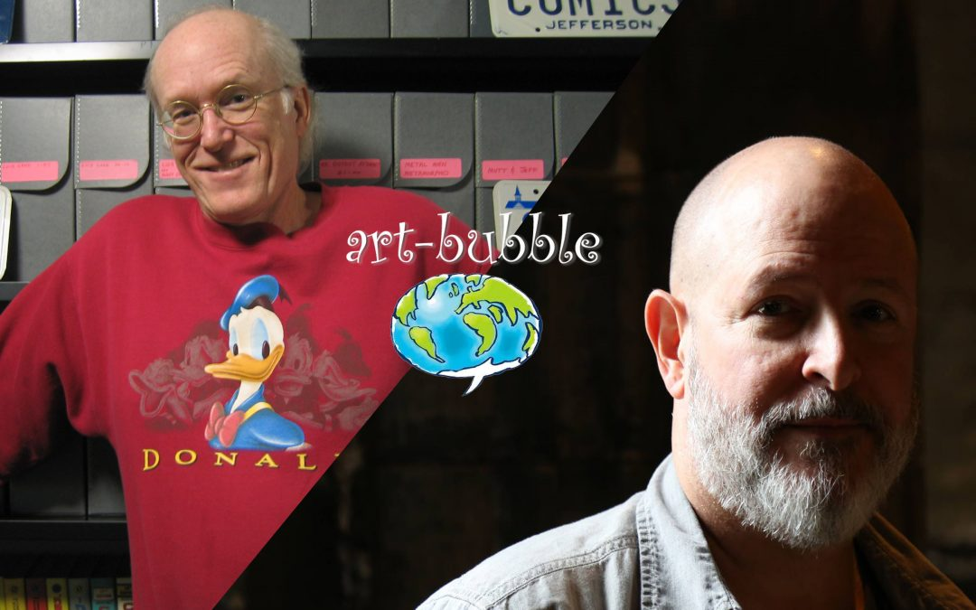 Køhåndtering for Mike Mignola og Don Rosa