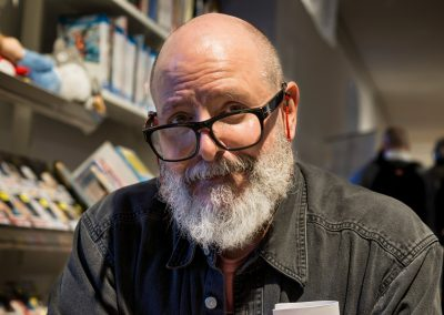 Art Bubble TV: Mike Mignola Q&A
