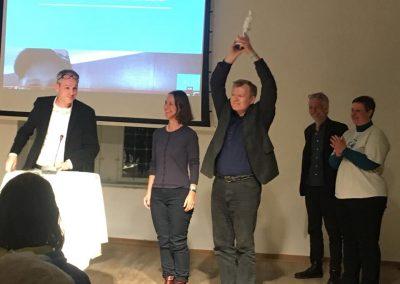 Sussi Bech og Frank Madsen