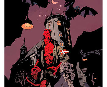 Art Bubble TV: Mike Mignola interview