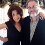Patrick og kone