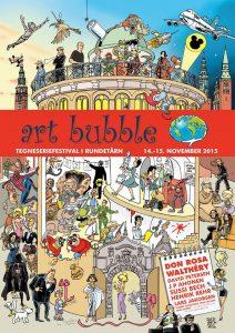 Art-Bubble plakat