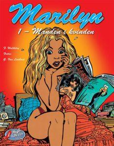 Marilyn 1 - forside