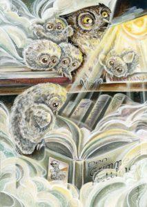 denmark owls flat